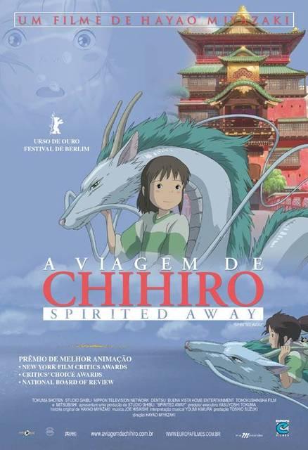A Viagem de Chihiro Online