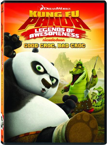 Cover, resensi film, film review, Kung Fu Panda : Legend of Awesomeness - Good Croc, Bad Croc (2013), pic