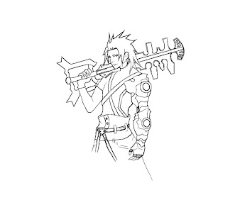 #1 Terra Coloring Page