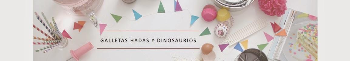 Galletas, hadas y dinosaurios