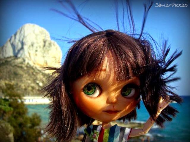 Basaak doll en Calpe-