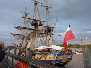 Voyage sur l'Atlantique