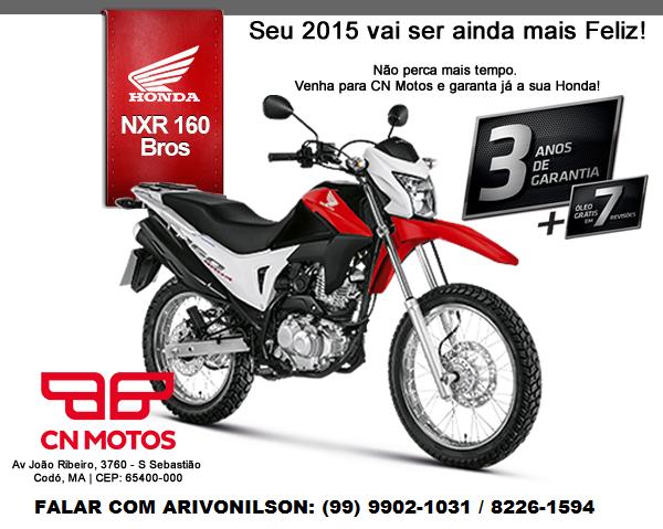 CN MOTOS HONDA FALAR COM ARIVONILSON 9902-1031 OU 982261594