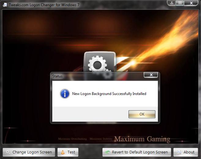 Cara Merubah Tampilan Login Screen Pada Windows 7 I Ifan Blog
