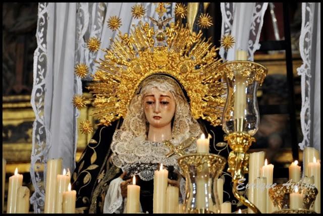 Soledad de San Lorenzo Sevilla 2013