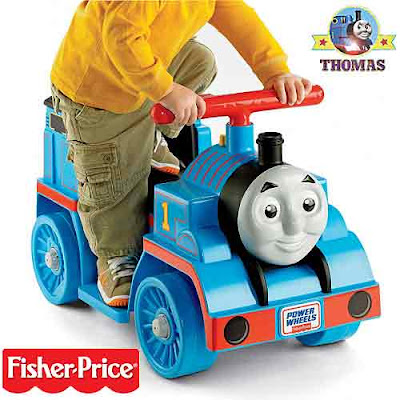 6 volt Power Wheels Thomas & Friends Thomas the tank engine toy ride on for kids driving play fun