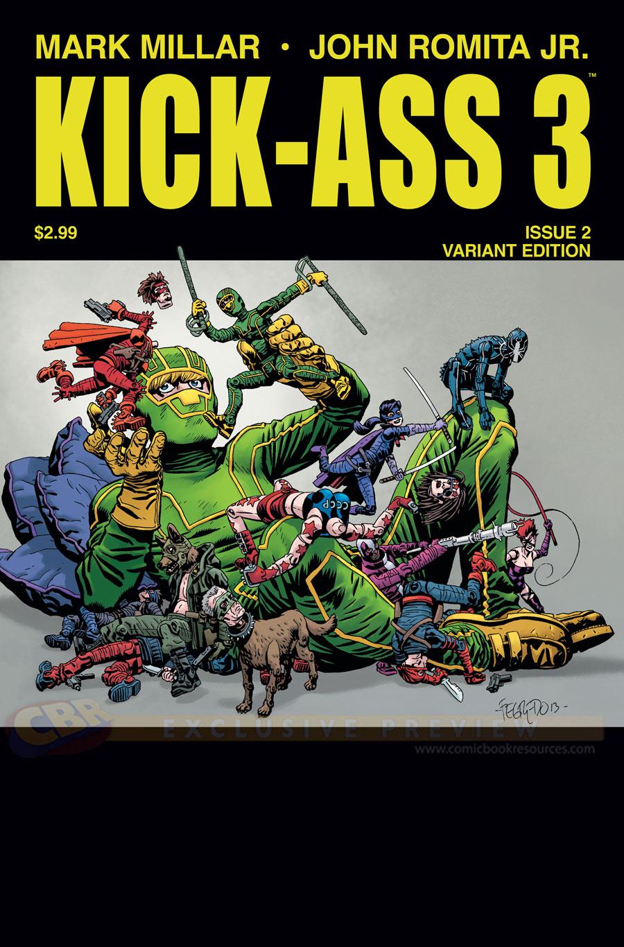 Kick Ass Trailer 104