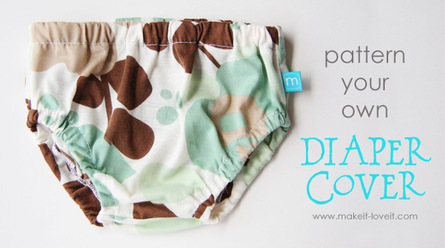 Make Your Own Diaper Covers And A Little Altering Again Make It