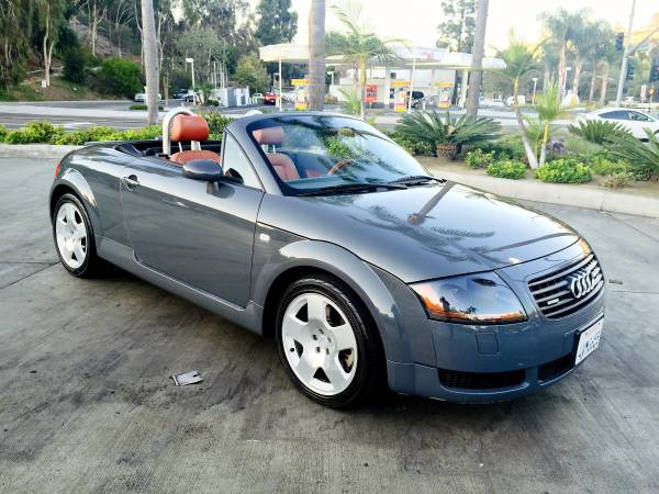baseball edition 2001 audi tt roadster quattro auto. Black Bedroom Furniture Sets. Home Design Ideas
