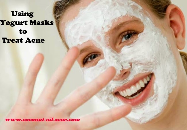 Using Yogurt Masks to Treat Acne