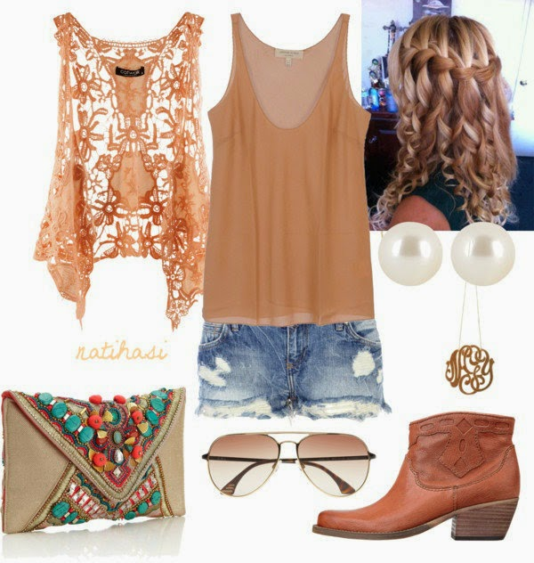 Cute-Summer-Country-Outfit