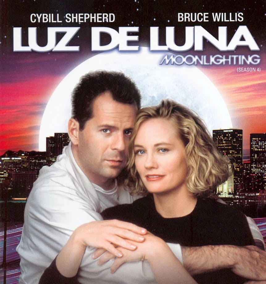 Capitulos de: Luz de luna (Moonlighting)