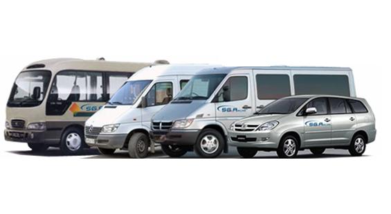 xe du lịch có lái của xe du lịch Hà Nội