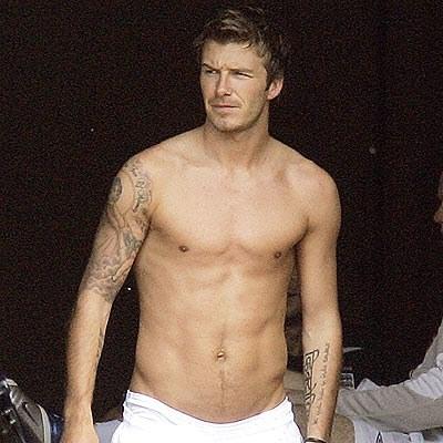 David Beckham Pictures 2011