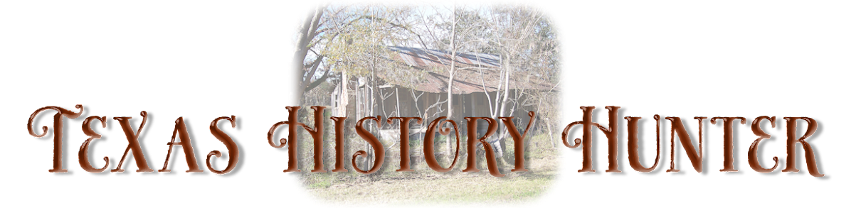 Texas History Hunters Blog