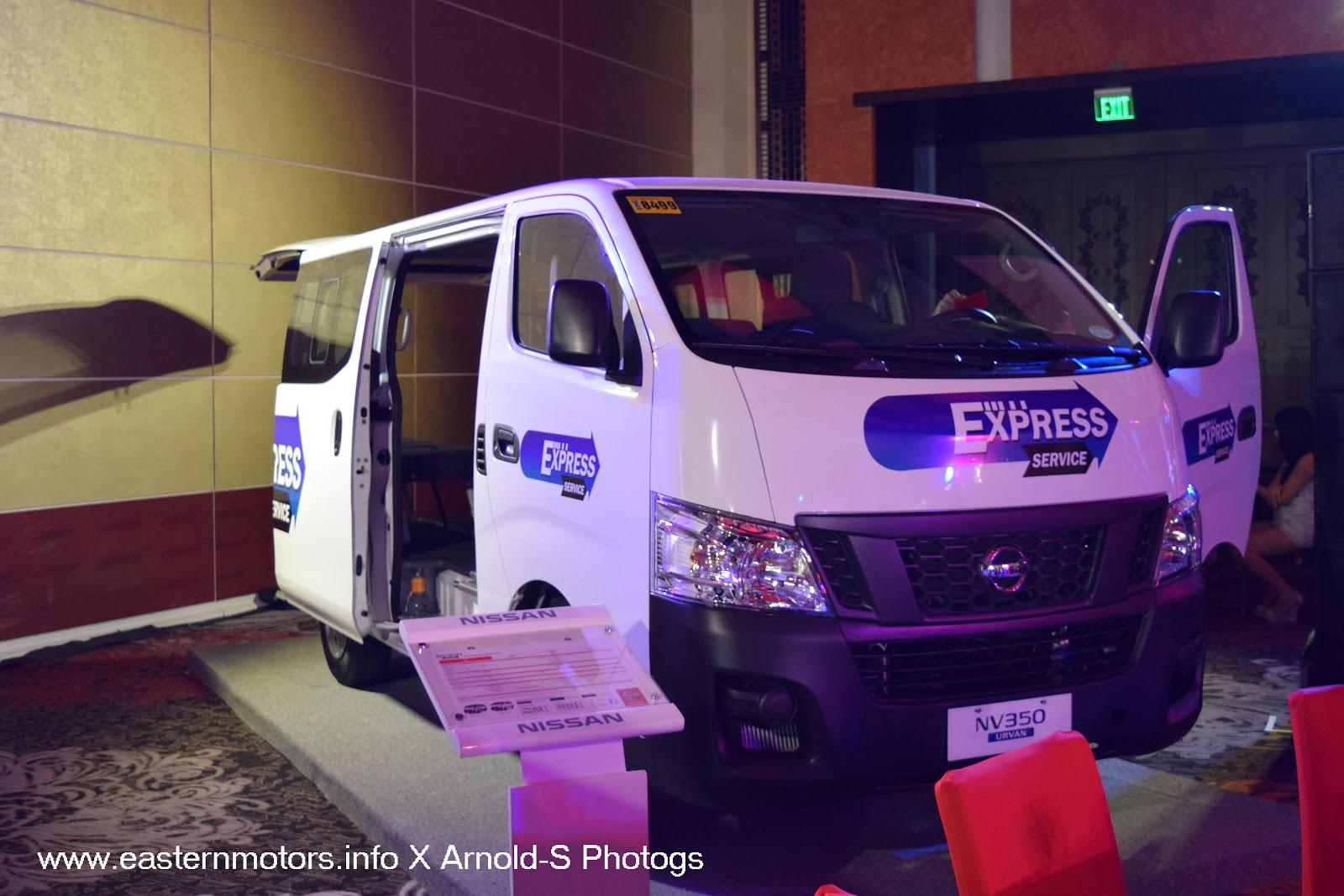 Nissan nv 350 caravan philippine release