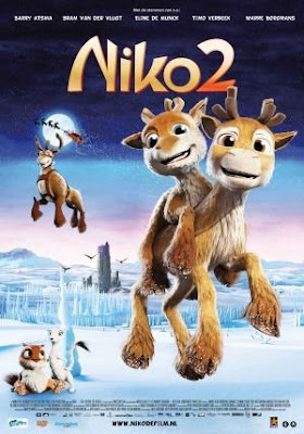 Nico, el reno que quería volar 2 (2012) peliculas hd online