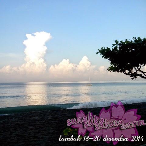 Percutian ke Lombok: Pulang ke Malaysia!