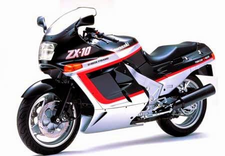 Gambar Kawasaki ZX-10R
