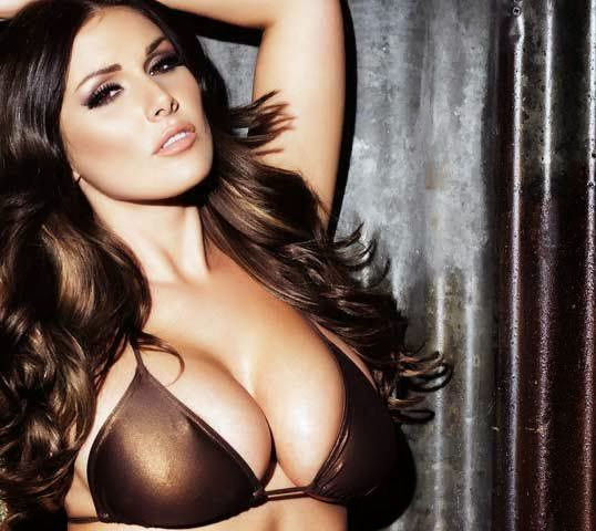 Lucy Pinder – Nuts Magazine (November 2013)