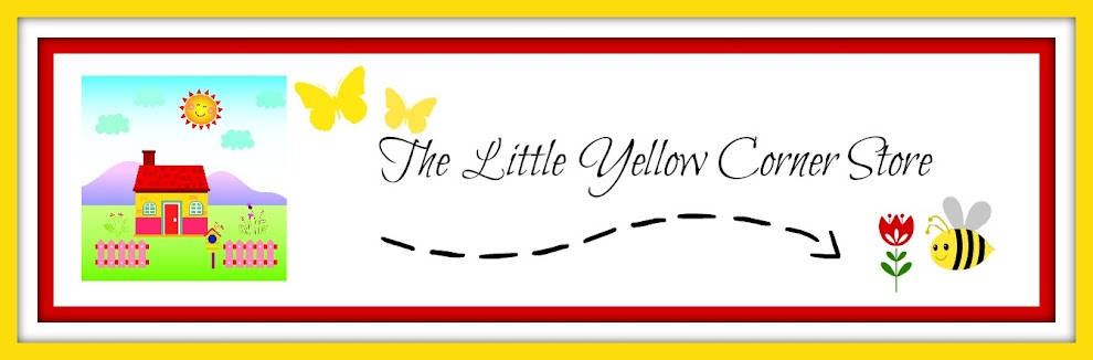 The Little Yellow Corner Store