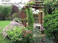 szép kertek, kertépítés fotók