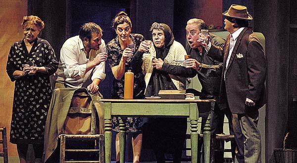 Teatro independiente la plata argentina la nona una - La nona porta libro ...