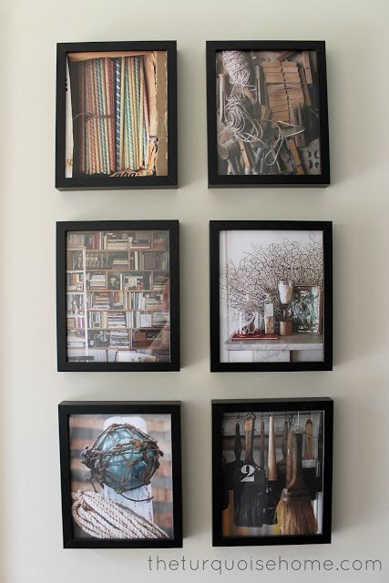 How to Create a Budget-Friendly Gallery Wall by The Turquoise Home