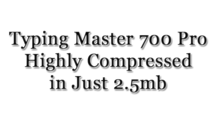 Typing-Master-Pro-Highly-Compressed-2-5mb