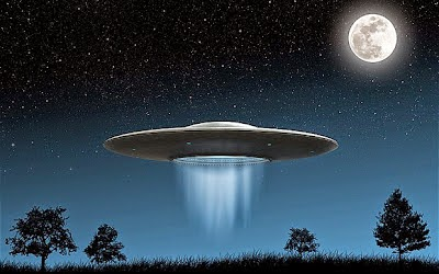 PENJELASAN KEWUJUDAN UFO BERDASARKAN AL QURAN