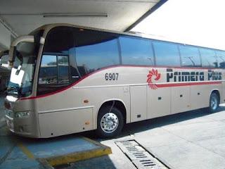 Mexikanischer 1. Klasse Bus