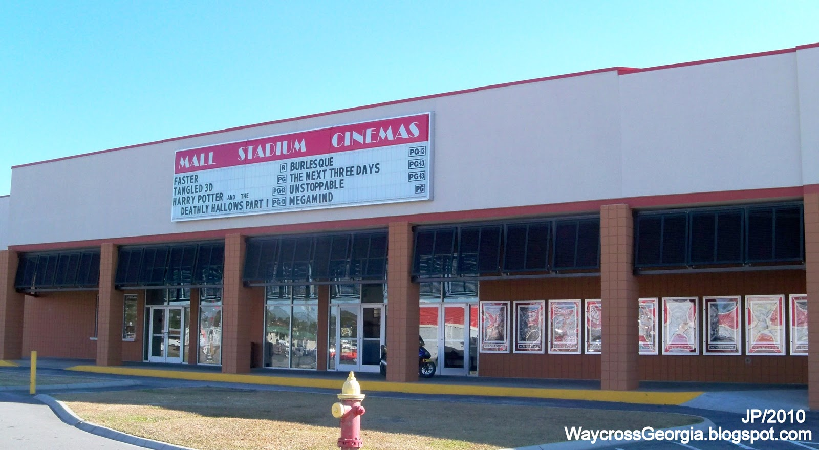 Movies valdosta georgia