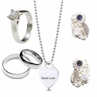 gambar perhiasan perak
