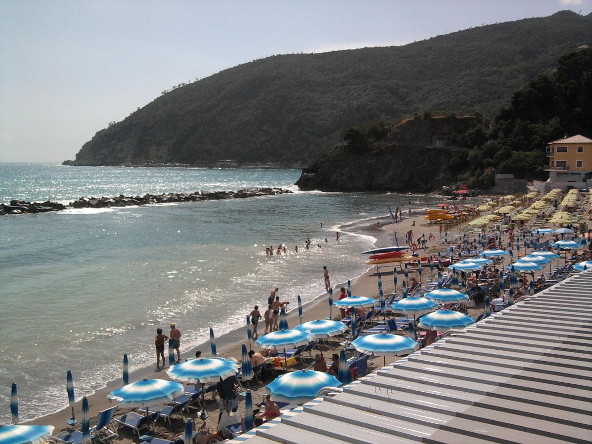 Vacanze a Moneglia: ...sto tornando al mare!!!