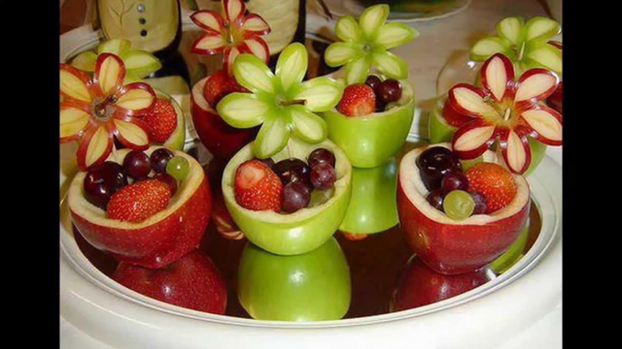Tu salud y la nutrici n cuantas frutas al dia debemos - Adornos de frutas para mesas ...