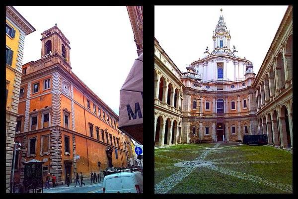 Palazzo della Sapienza