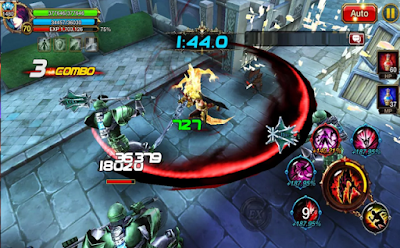 Kritika: Chaos Unleashed v2.20.3 MOD APK-screenshot-2