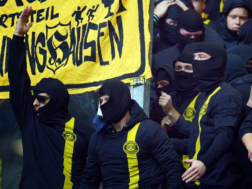 Ultras Südtribüne Dortmund