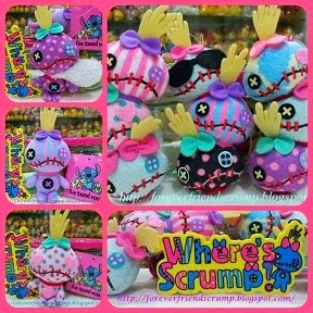 2013 Japan Nakajima Where's Scrump Collection