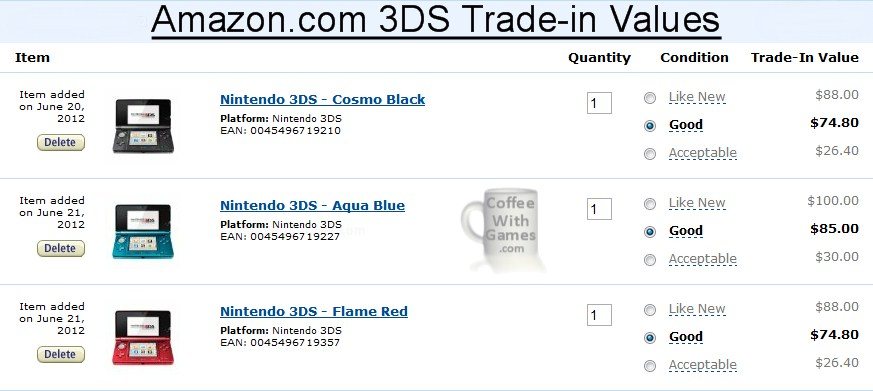 Eb games 3ds system trade in value