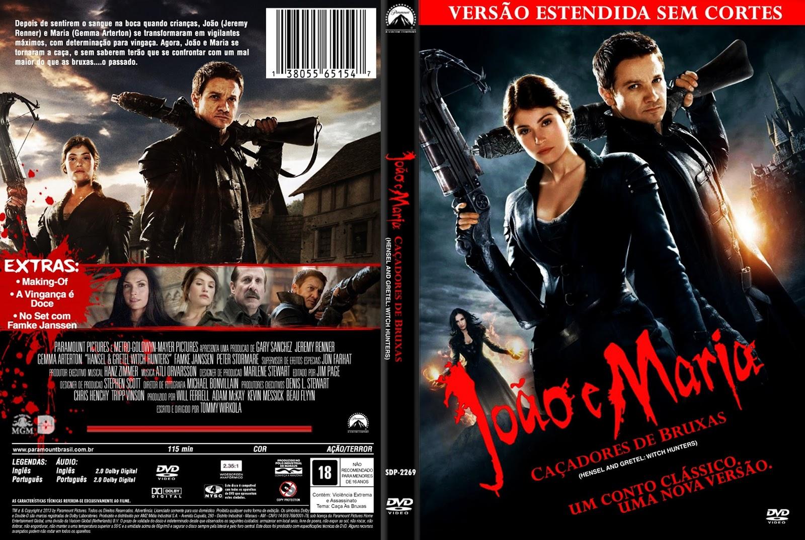 João e Maria: Caçadores de Bruxas Versão Estendida BluRay 720p Dual Áudio gallery 43617 2 299626
