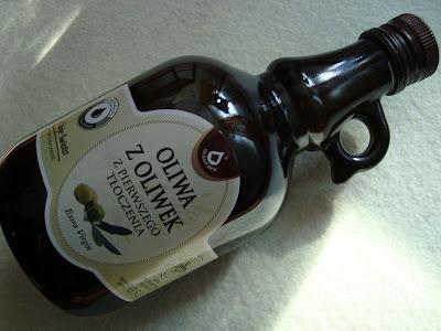 Danie zapiekane z makaronem+ Oliwa z oliwek od OLEOFARM