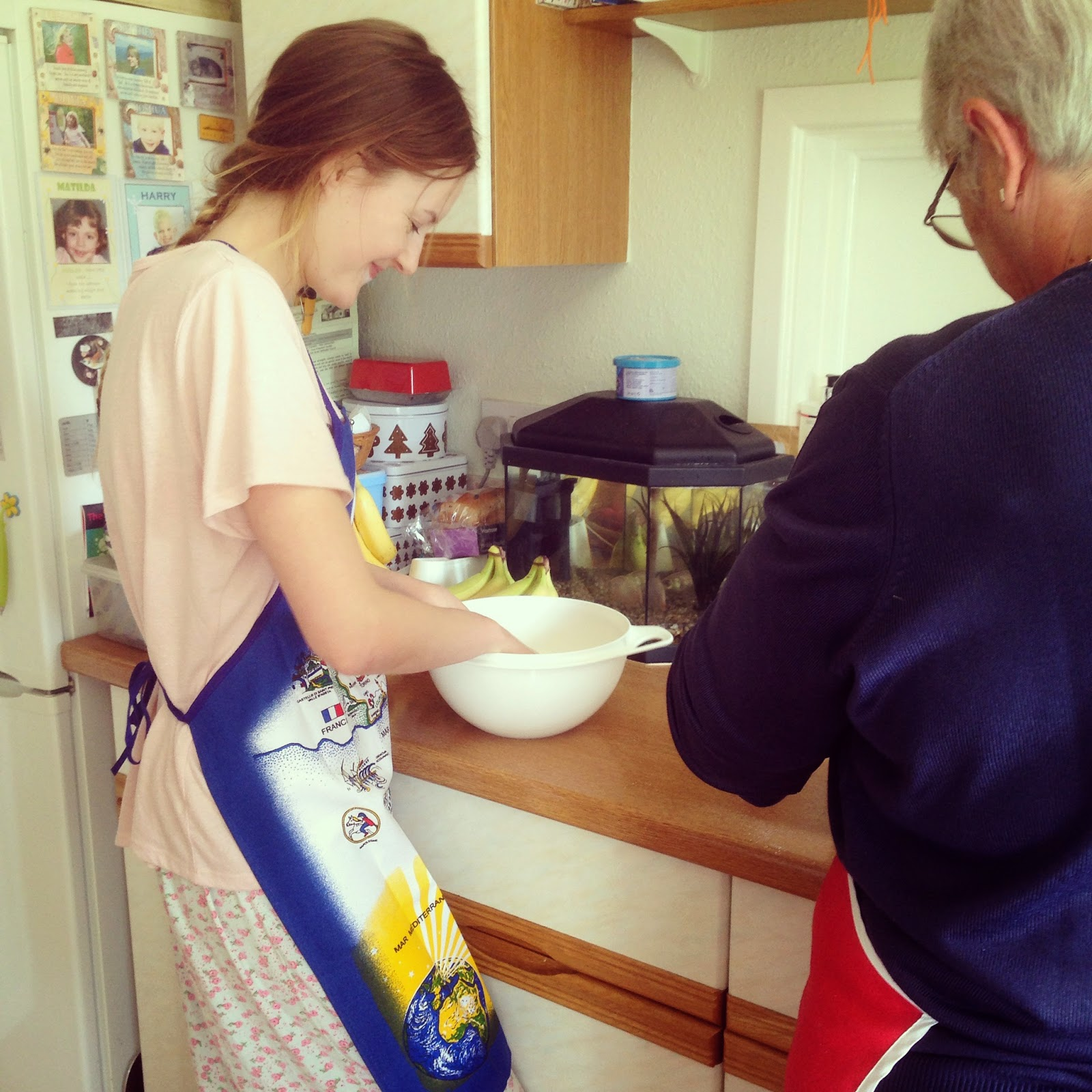 Photo Diary: The Pyjama'd Baker and The Afternoon Tea