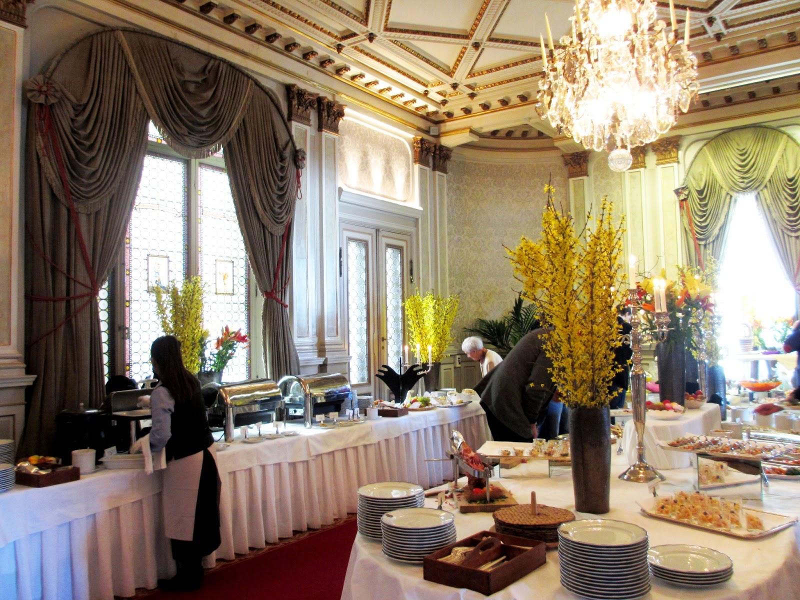 Grand Hotel Stockholm Veranda