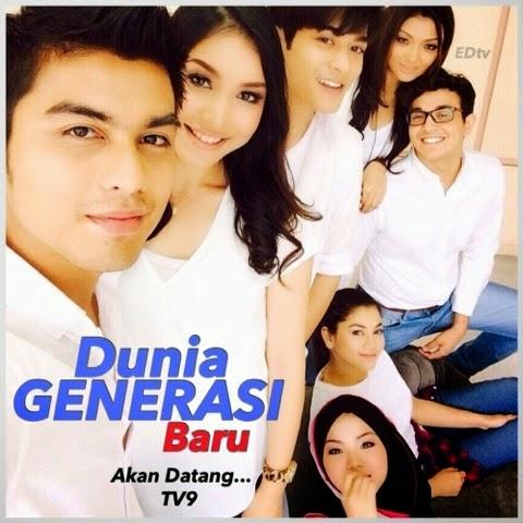 Tonton Dunia Generasi Baru (2015), Episode terbaru, Drama online, Drama Melayu, Drama TV Online, Tonton Online.