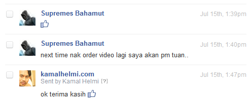 Testimoni Video X Ads Extreme Energy Coffee