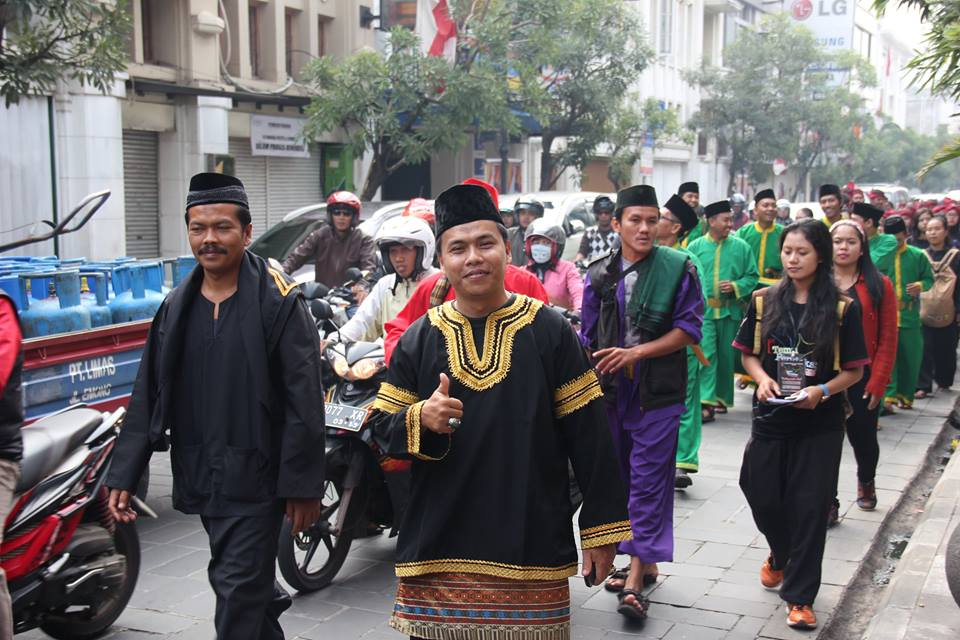 Karnaval Akbar Silat