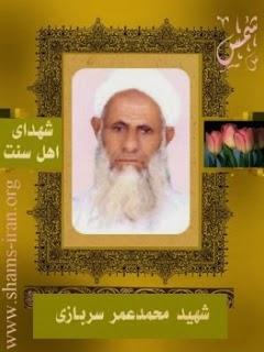 فقیه العصر مولانا محمد عمر سربازی شهید