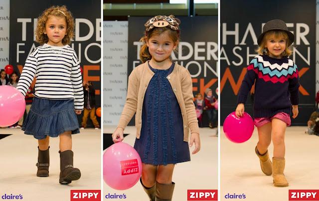 Desfile Infantil Zippy