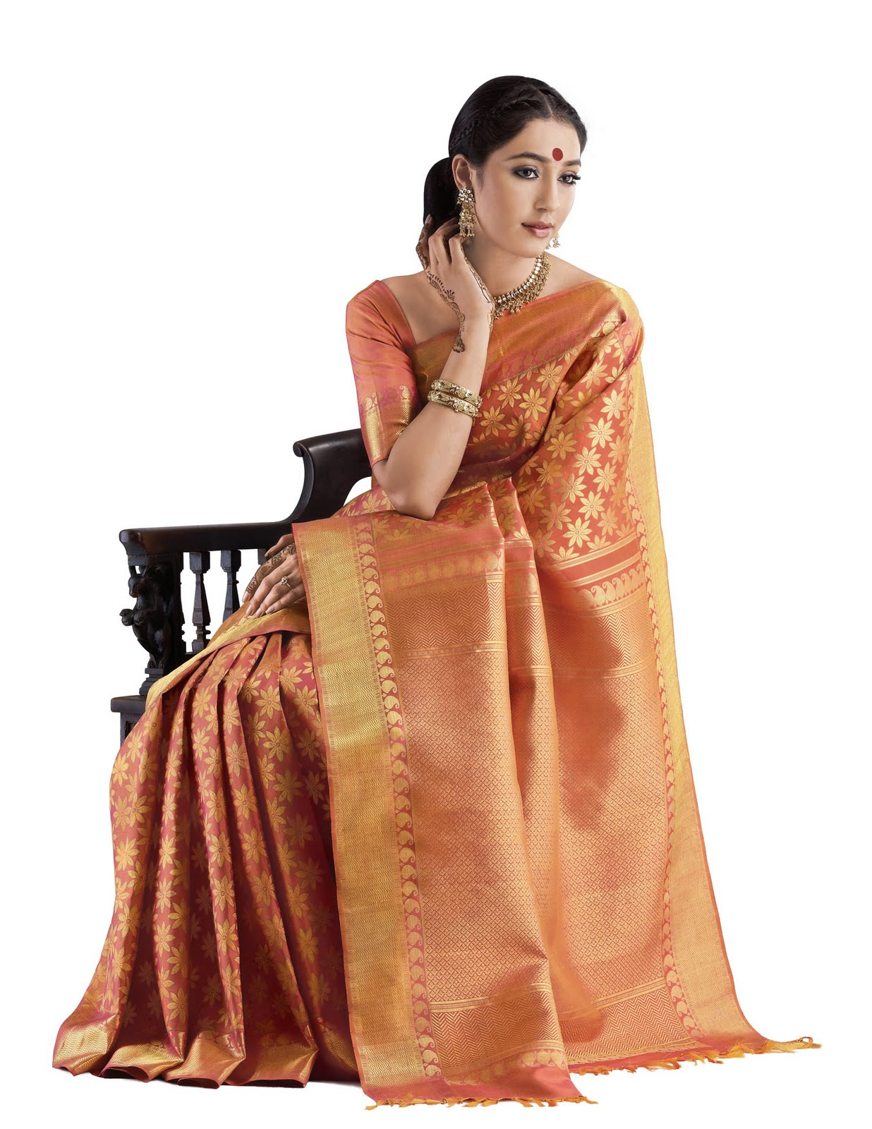 RmKV Silk Saree